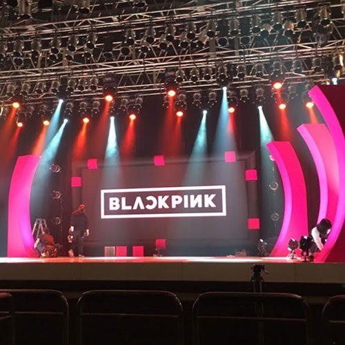 BLACKPINK AmebaTVオリジナルLIVEセット