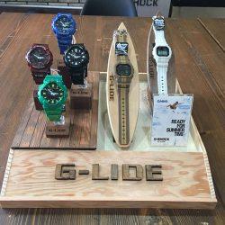 G-LIDE Display Case